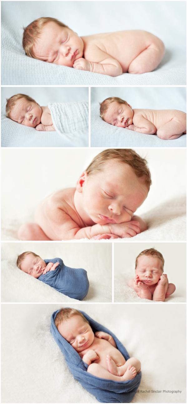 Newborn Photography by Rachel Sinclair